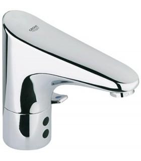 """Grifo GROHE Mezclador de lavabo 1/2"""" Infrarrojo electrónico con mezclador metálico (36207000)"""