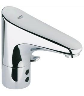 """Grifo GROHE Mezclador de lavabo 1/2"""" Infrarrojo electrónico con mezclador metálico (36015000)"""