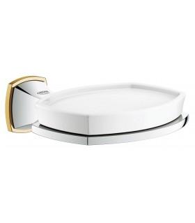 Accesorios de baño Grohe Grandera jabonera con soporte