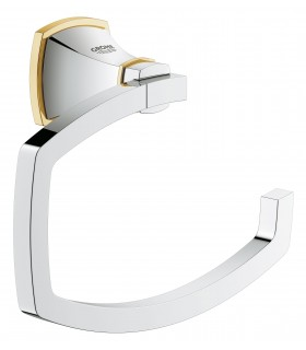 Accesorio de baño Grohe Grandera portarrollos gold (40625IG0)
