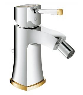 Grifería para baño Grohe Grandera monom. bidé 28mm vaciador M (23315IG0)