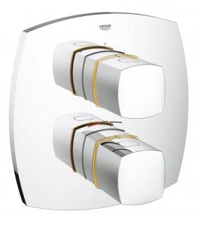 Termostato Grohe Grandera termostato Empotrado ducha (19934IG0)