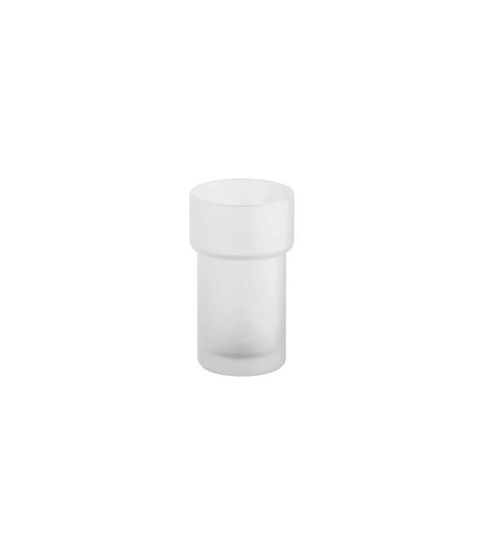 accesorio de ba o grohe allure vaso de cristal satinado