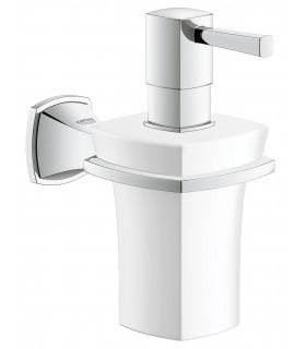 Accesorios de baño Grohe Grandera dosificador jabón con soporte (40627000)