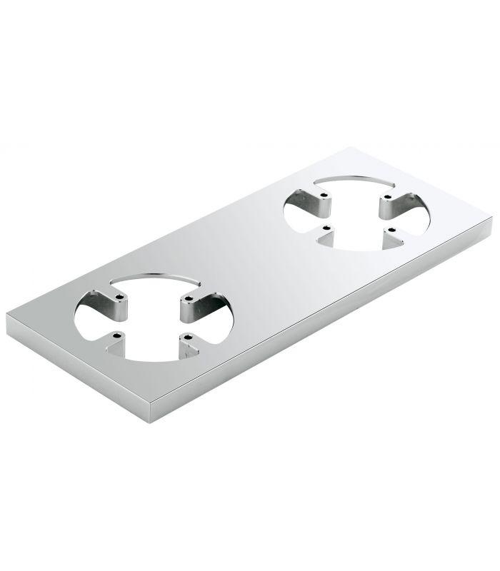 Grifo grohe de lavabo placa para controlador digital e for Recambios griferia