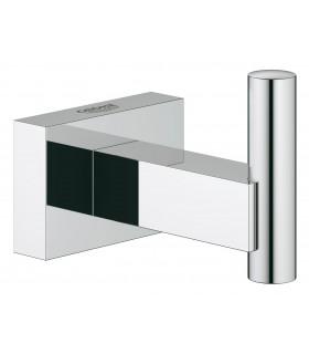 Accesorios de baño Grohe Accessorios Essentials Cube colgador