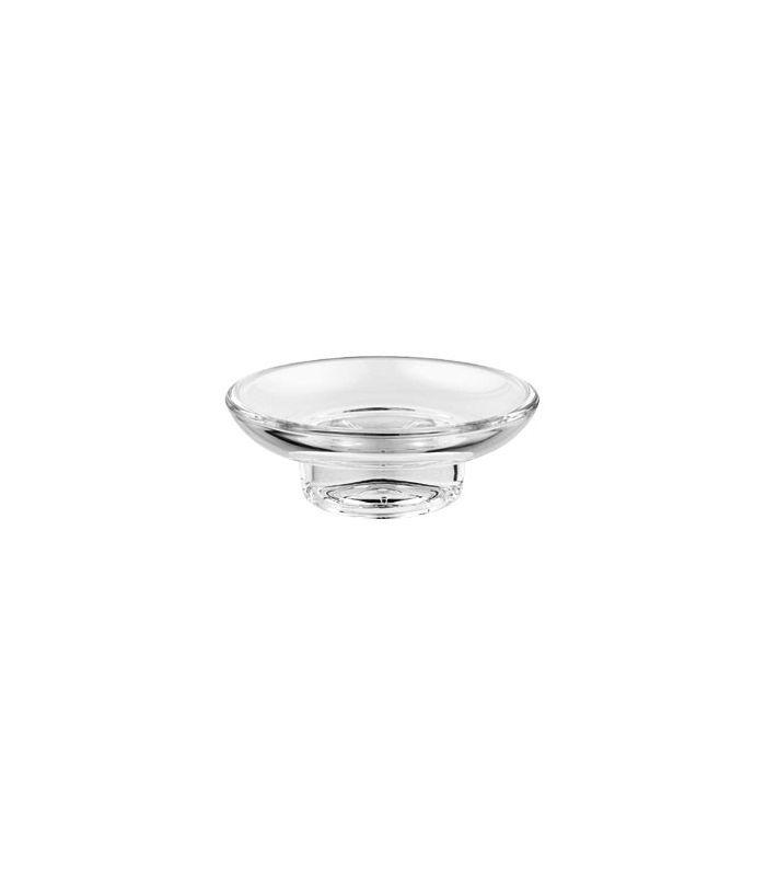 oferta en accesorio de ba o grohe jabonera cristal 40368001