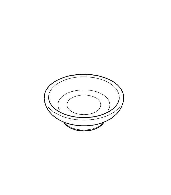 Oferta en accesorio de ba o grohe jabonera cristal 40368001 for Accesorios para banos jaboneras