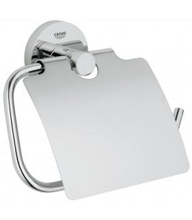 Accesorios de baño Grohe Essentials Portarrollos con Tapa 40367001