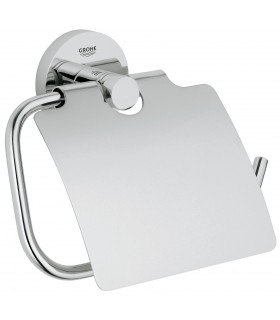 Accesorios de baño Grohe Essentials Portarrollos con Tapa