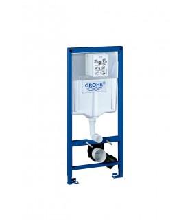 Grohe Rapid SL - Módulo para WC, Sistema de instalación para inodoros suspendidos, altura de instalación 1,13m (38528001)